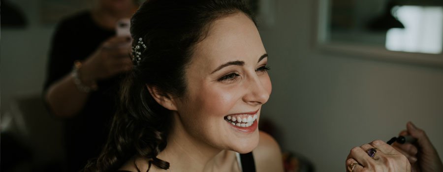 bridal makeup cornwall