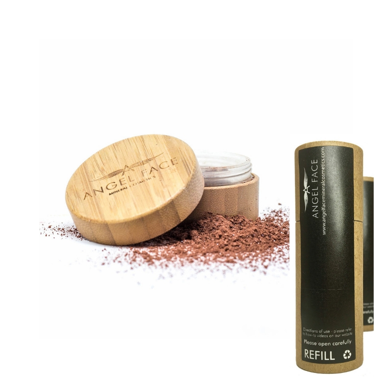 Mineral Bronzer Refill - Angel Face Mineral Cosmetics