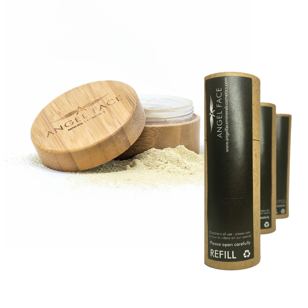 Mineral Concealer Refill - Angel Face Mineral Cosmetics