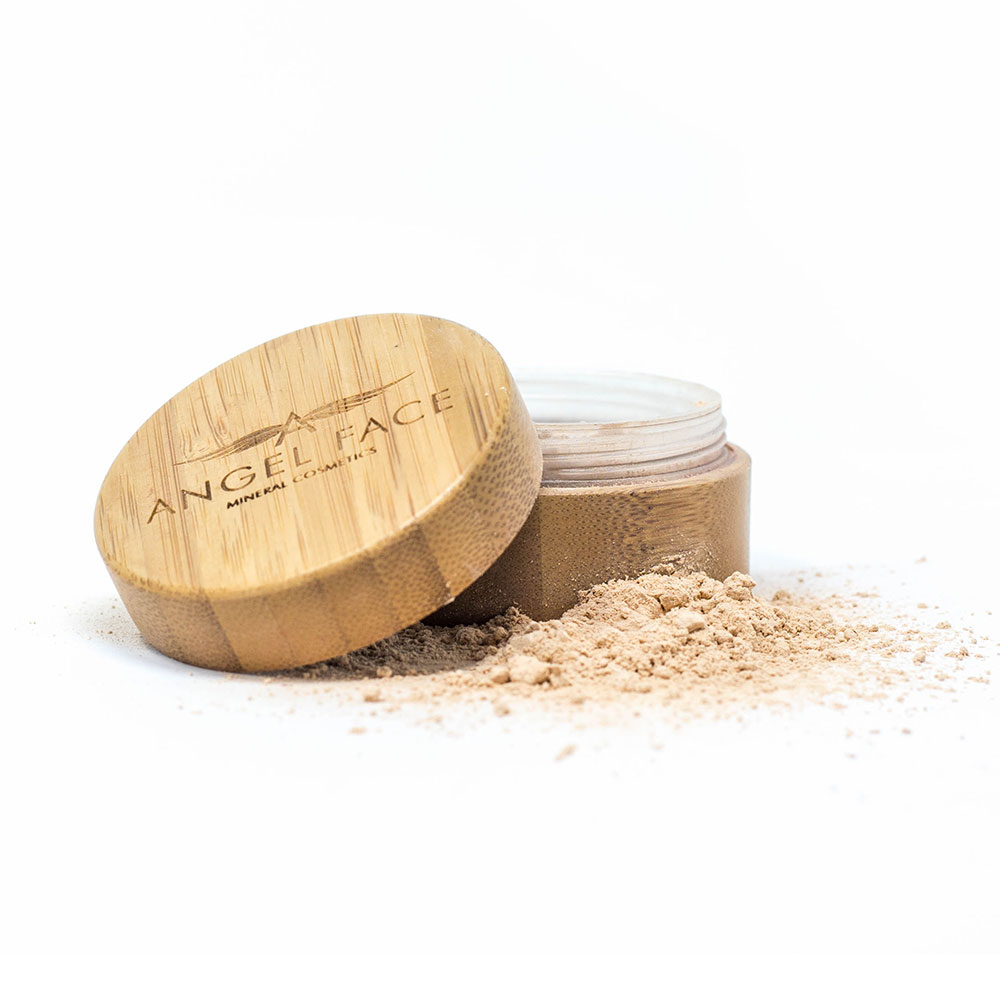 Mineral Finishing Powder - Pots For Life - Angel Face Mineral Cosmetics