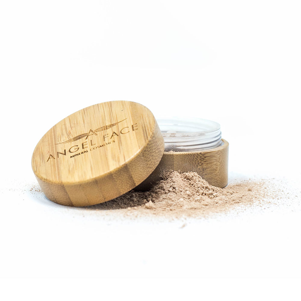 Mineral Foundation - Pots For Life - Angel Face Mineral Cosmetics