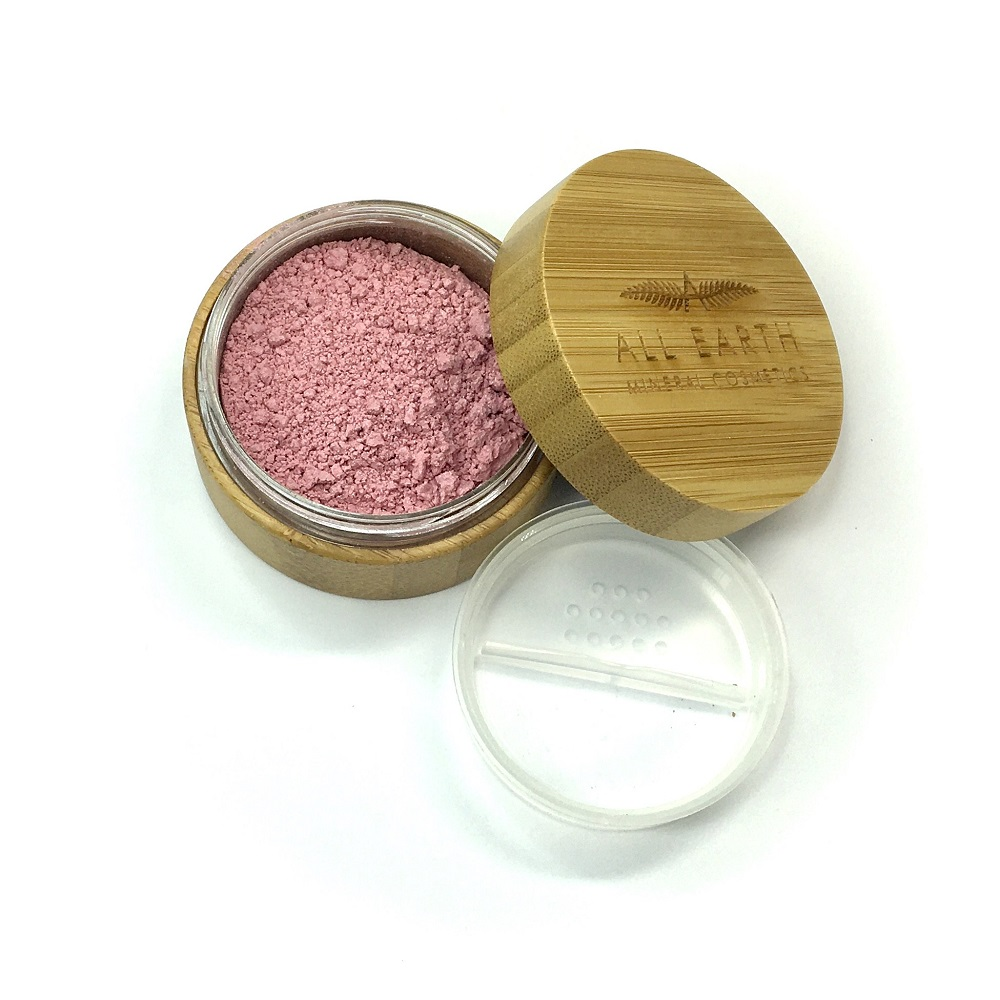 All Earth Mineral Cosmetics - Bamboo - Blushers