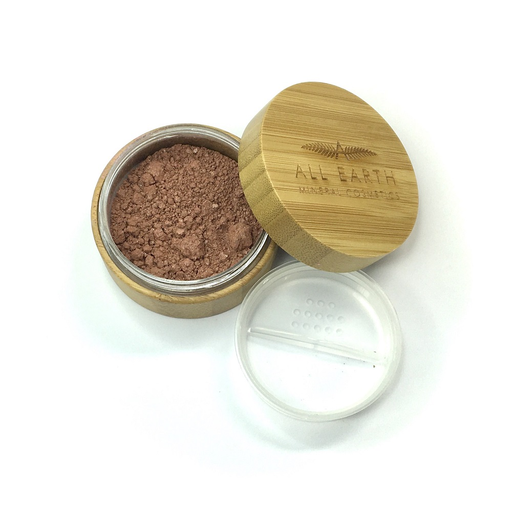 All Earth Mineral Cosmetics - Bamboo - Bronzer