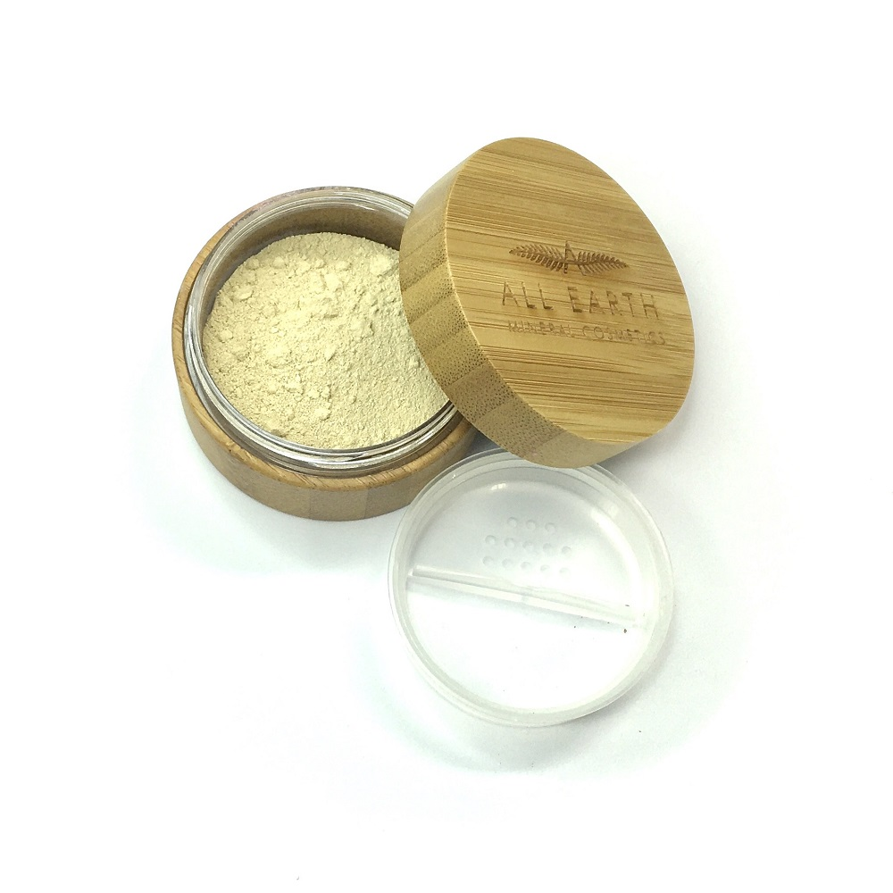 All Earth Mineral Cosmetics - Bamboo Pot - Concealer