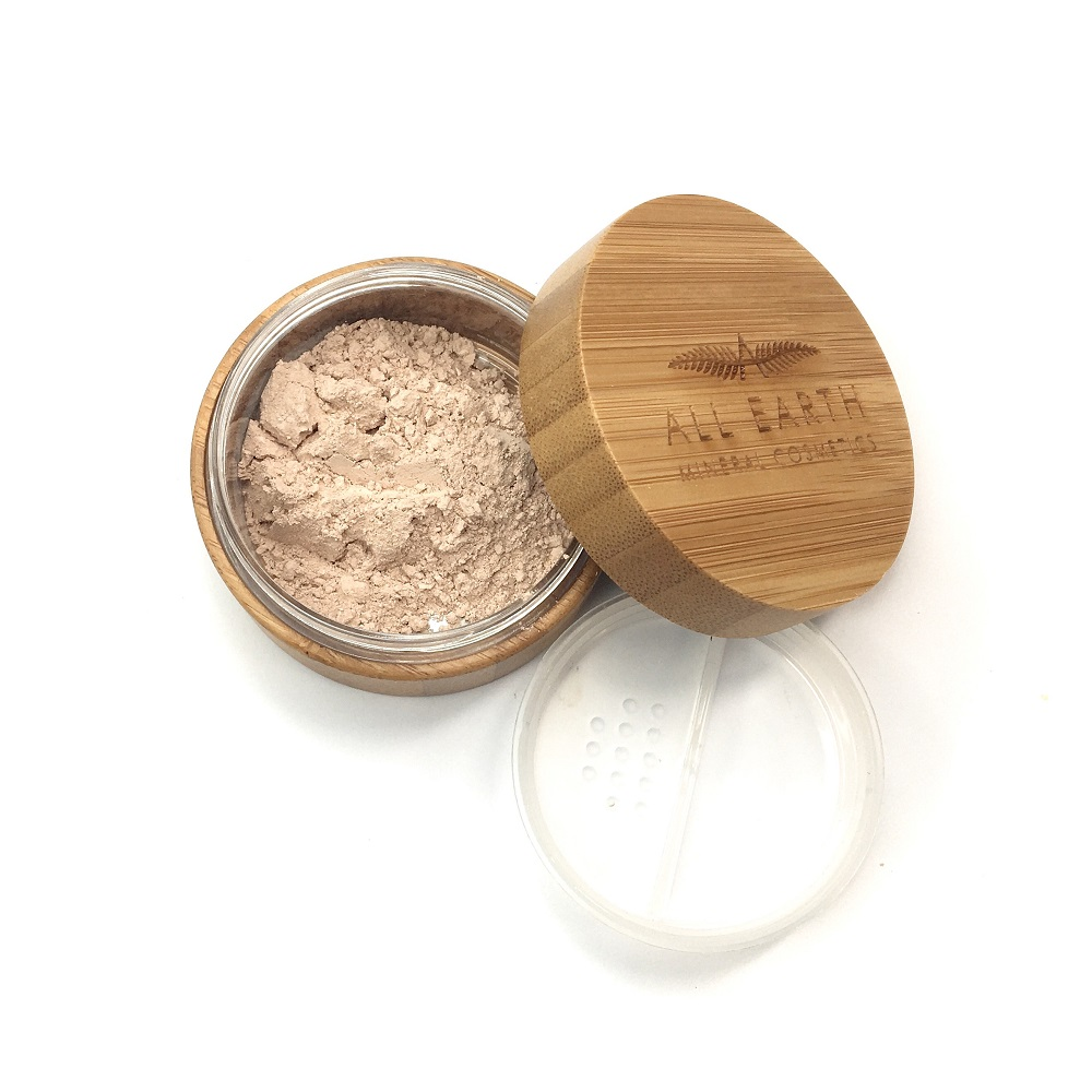 All Earth Mineral Cosmetics - Bamboo - Foundation
