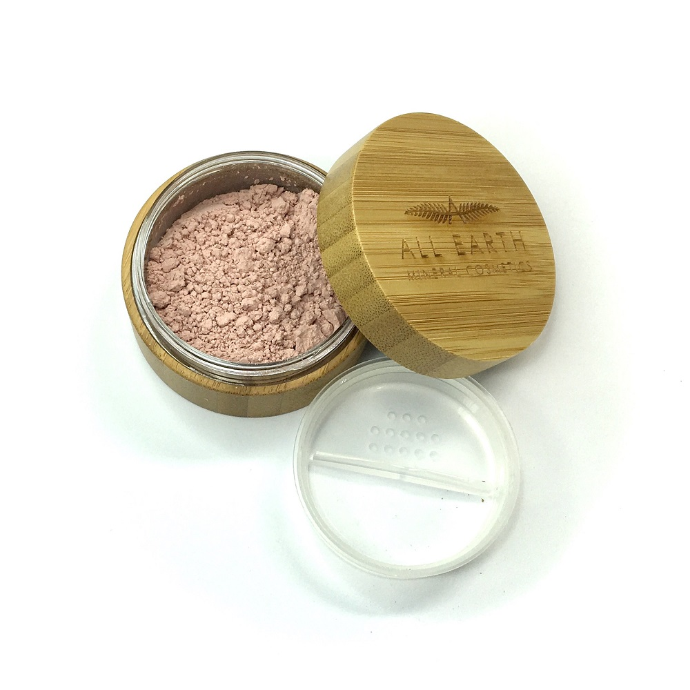 All Earth Mineral Cosmetics - Bamboo - Illuminator