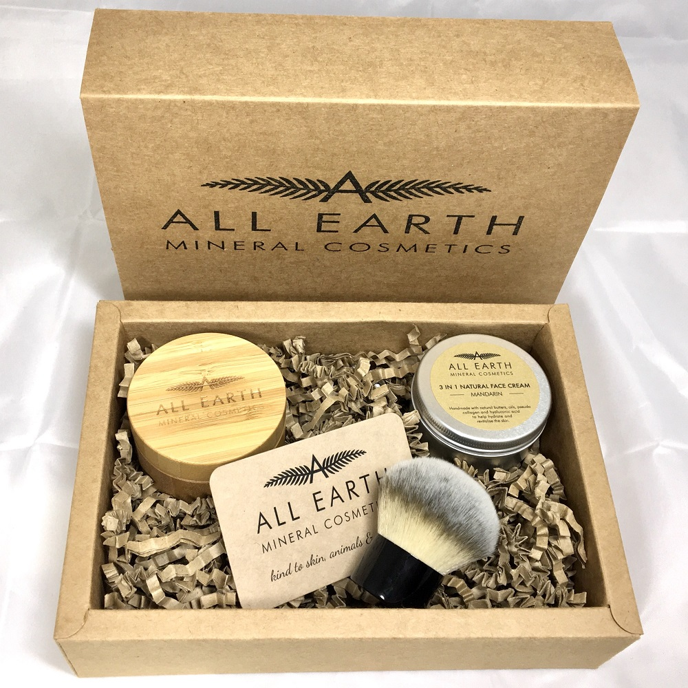 All Earth Mineral Cosmetics - Build a Box