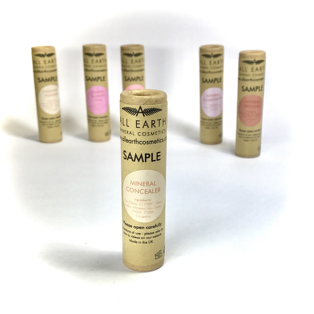 All Earth Mineral Cosmetics - Sample - Concealer