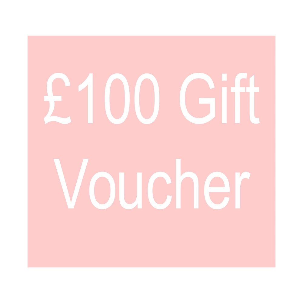 £100 - All Earth Mineral Cosmetics gift voucher
