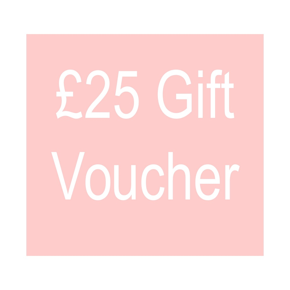 £25 - All Earth Mineral Cosmetics gift voucher