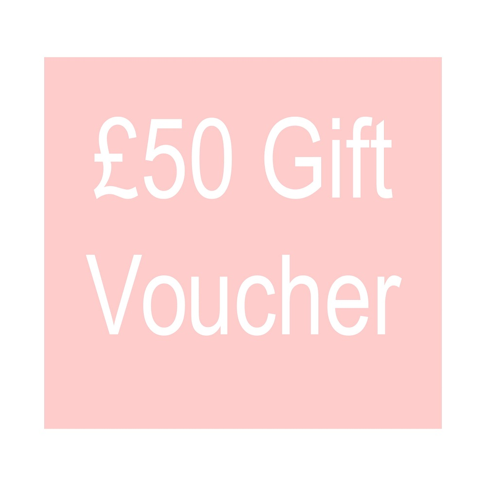 £50 - All Earth Mineral Cosmetics gift voucher